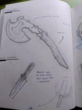 Diseño de armas